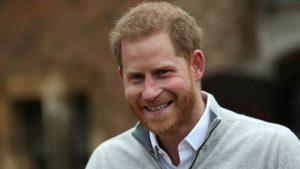Ποιος είναι ο σωσίας του Πρίγκιπα Χάρι;