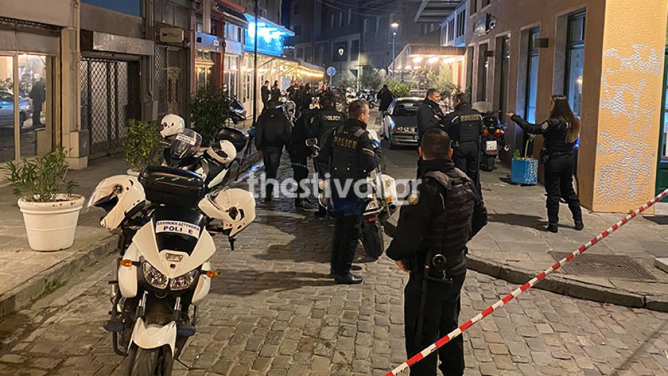 Θεσσαλονίκη: Σκηνές φαρ ουέστ με πιστολίδι στα Λαδάδικα (VIDEO)