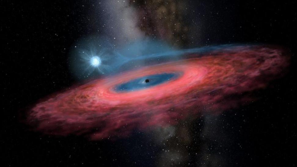 Μαύρη τρύπα με μάζα 70 ήλιων βρέθηκε στον γαλαξία μας
