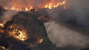 Αυστραλία: Στο μέγεθος της Ιρλανδίας υπολογίζεται η έκταση που κάηκε